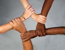 racismhands