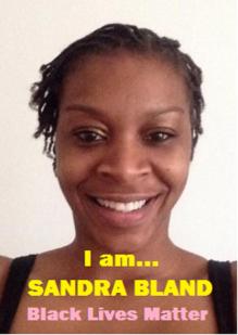 I am Sandra Bland